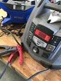 Kobalt inflator turned on & Schumacher power box untested