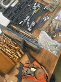 Grouping of assorted tools sets and tools