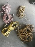 Grouping electric cords