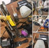 Grouping of assorted Painters Tools & Accessories