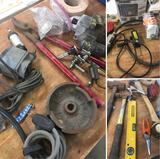 Grouping of assorted Tools / Auto parts