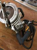 Chicago Electric Powertools pro series circular saw. WORKS
