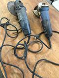 Ryobi AG403 & Professional Chicago Electric 65519 power tools. Both WORK