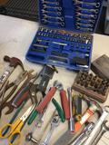 Lot. Assorted tools