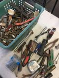 Large grouping of assorted tools, Sockets, etc.