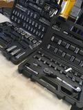Power Torque & Stanley tool set