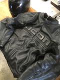 Bell large Hal et and IICON 4XL D30 impact Protection jacket