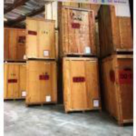 ABANDONED STORAGE VAULT AUCTION