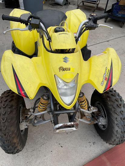 Suzuki Quadsport quad
