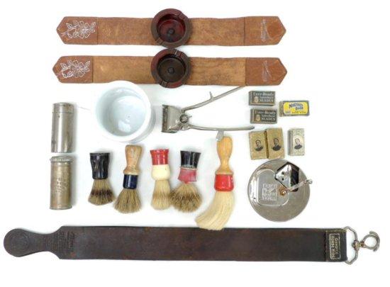 Vintage Men's Shaving Items       Auctions Online   Proxibid