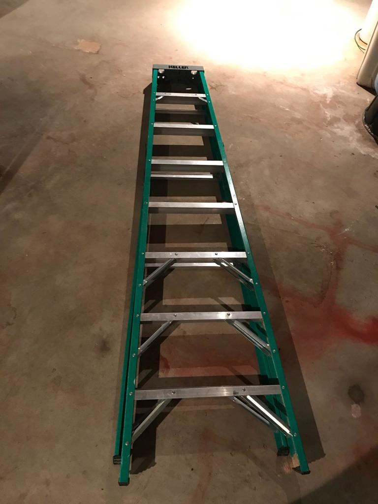 8 Foot Keller Ladder