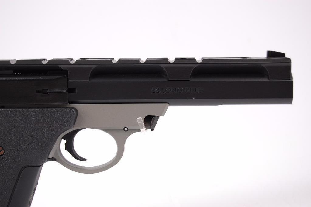 Lot: Smith and Wesson Model 22A-1  22 Long Rifle Semi