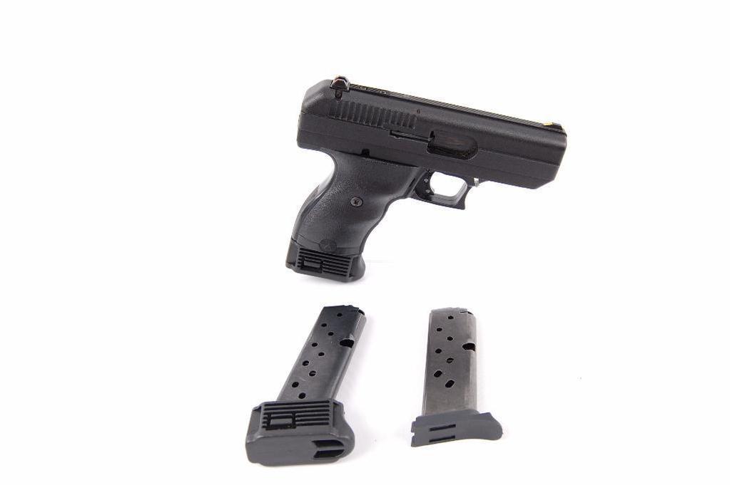 Lot: Hi-Point Firearms Model C9 9mm Luger Semi Automatic