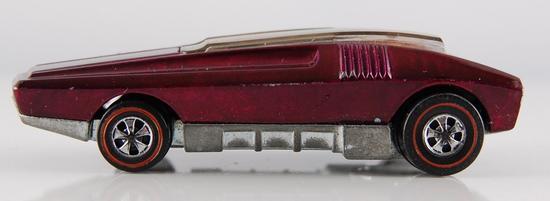 Hot Wheels Redline Magenta Whip Creamer