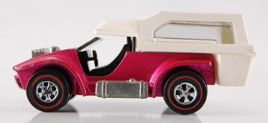 Hot Wheels Redline Hot Pink Power Pad