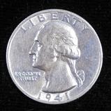 1941 D Washington Quarter.