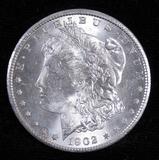 1902 O Morgan Dollar.