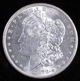 1878 S Morgan Dollar.