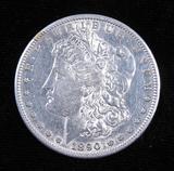 1890 S Morgan Dollar.