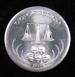 One Ounce .999 Silver?Round 1972 Universaro World Trade.