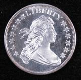 One Ounce .999 Silver Round?Liberty.