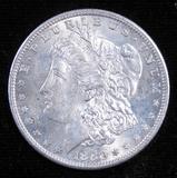 1880 S Morgan Dollar.