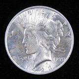1923 Peace Dollar.