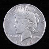 1935 S Peace Dollar.