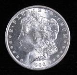 1900 O Morgan Dollar.