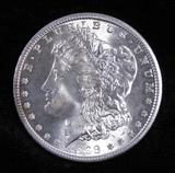 1898 O Morgan Dollar.
