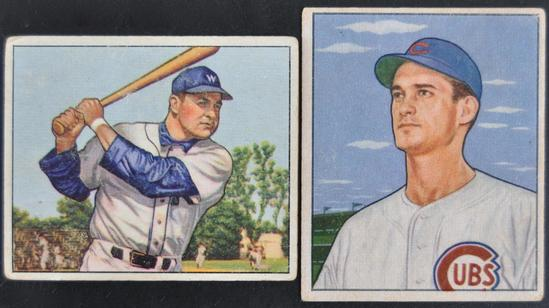 1950 Bowman Gum Inc. Picture Cards Collectors Club Trading Cards