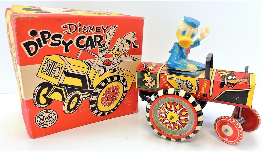 Gallery Auction - Vintage Toy Collection