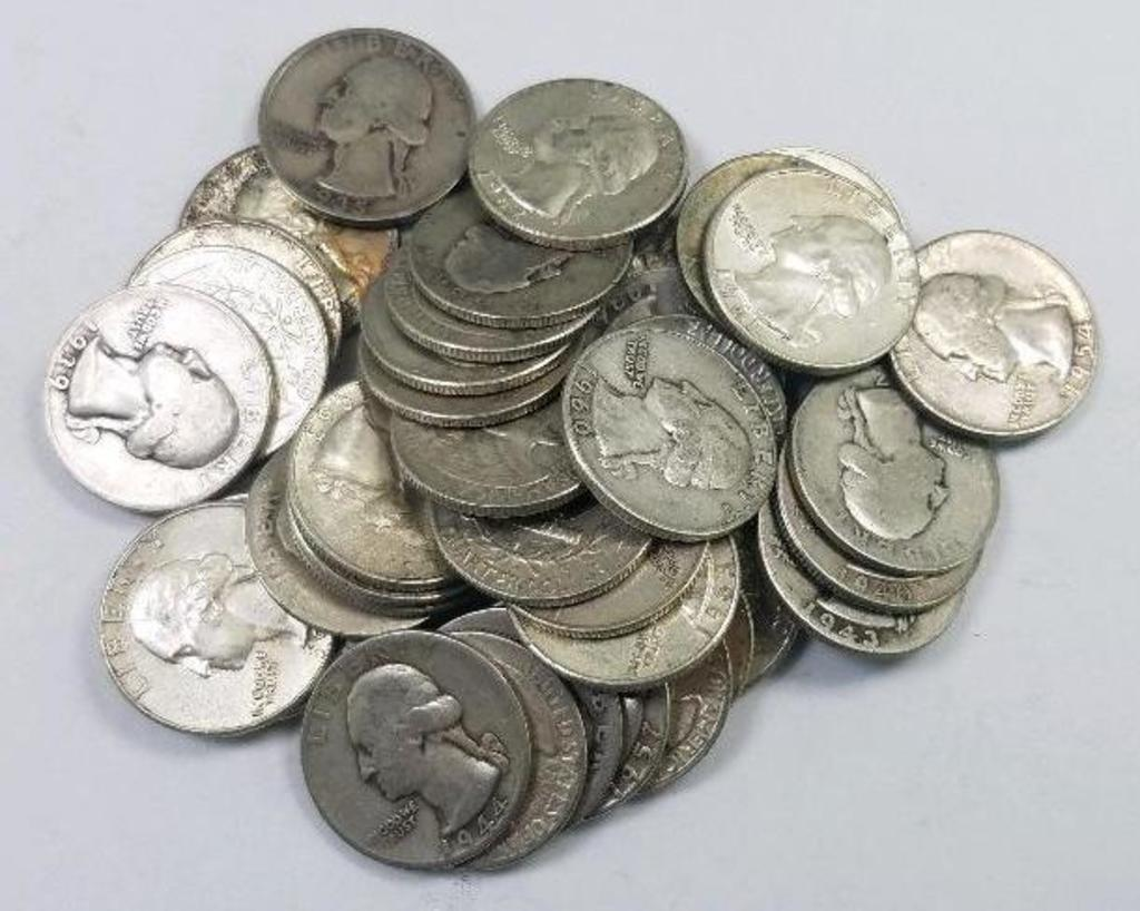 Online Only Coin & Currency Auction