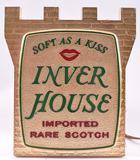 Vintage Inver House Light Up Advertising Scotch Sign
