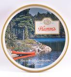 Vintage Hamm's Advertising Metal Beer Tray