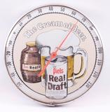 Vintage Piels Advertising Thermometer