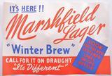 Vintage Marshfield Lager