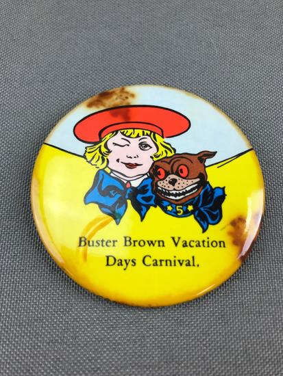 Buster Brown Mirror