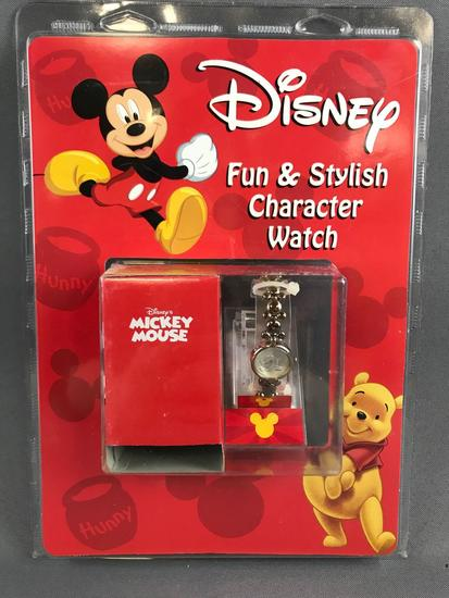 Mickey Mouse watch new in package