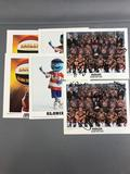 Harlem Globetrotters Autographed Photos