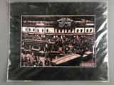 Wrigley Field 1935 World Series Print
