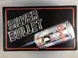 Coors Light Silver Bullet Bar Sign