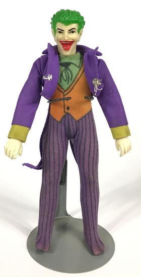 "Vintage 1973 Mego 8"" Original Type 1 Joker Action Figure"
