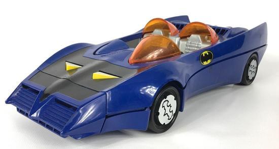 Vintage 1984 Kenner Super Powers Batmobile