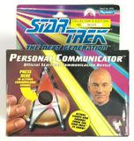 1992 Playmates Collector's Edition Star Trek The Next Generation Personal Communicator in Original