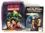 Group of 2 Vintage Star Trek Computer Games