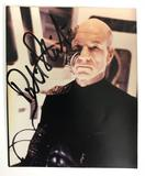 Signed Patrick Stewart Captain Picard/Locutus Photograph