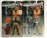 1991 Kenner Terminator 2 Judgment Day Action Figures in Original Packaging