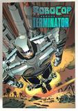NECA Robocop Versus Terminator Action Figure in Original Box