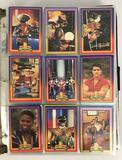 Large Collection of 1990's Sitcom and Disney Movie Trading Cards